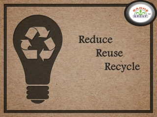 Reduce And Recycle Waste Using Briquette Plant