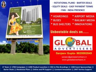monarch universal Outdoor Media Advertising