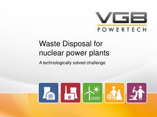 Waste Disposal for  nuclear power plants