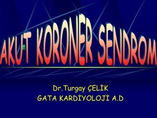 Dr.Turgay ÇELİK GATA KARDİYOLOJİ A.D