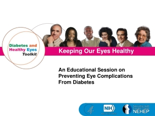 Keeping Our Eyes Healthy