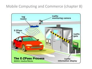 Mobile Computing and  Commerce (chapter 8)