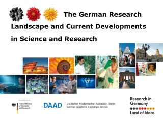 The German Research Landscape and Current Developments in Science and Research