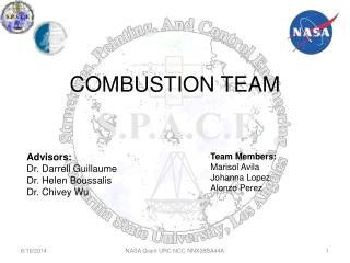 COMBUSTION TEAM