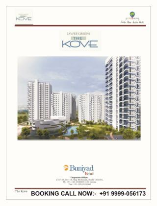 jaypee greens the kove in noida @ buniyad.com