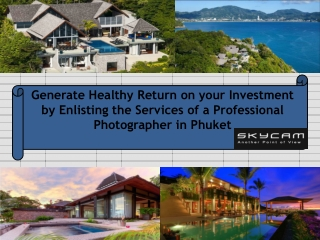 Generate Healthy Return on your Investment by Enlisting the