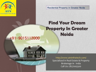 Amrapali O2 Valley Greater Noida West Residential Projects