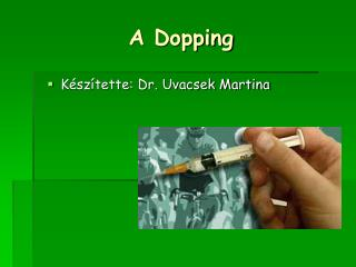 A Dopping