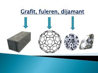 Grafit, f uleren , dijamant