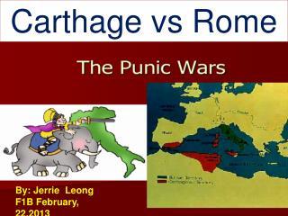 Carthage vs Rome