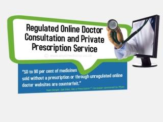An Infographic on Online Doctors