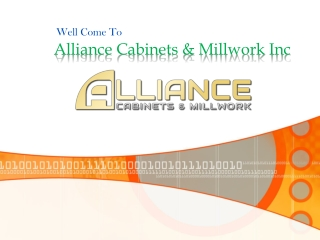 Alliance Cabinets