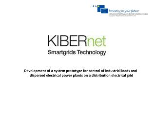 Development of a system prototype for control of industrial loads and   dispersed electrical power plants on  a  distrib