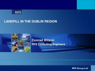 Conrad Wilson RPS Consulting Engineers