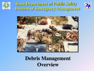 Texas Department of Public Safety Division of Emergency Management