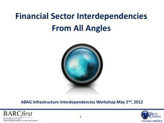 ABAG Infrastructure Interdependencies Workshop May 2 nd , 2012