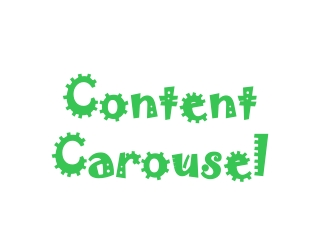 Content carousel