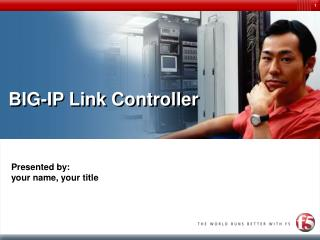 BIG-IP Link Controller