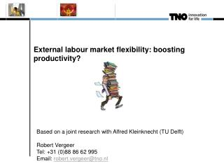 External labour market flexibility: boosting productivity?