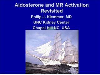 aldosterone and mr activation revisited