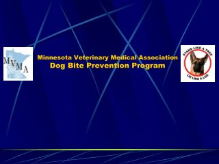 Minnesota Veterinary Medical Association Dog Bite Prevention Program