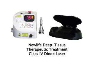 Newlife  Deep-Tissue Therapeutic Treatment Class IV Diode Laser