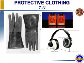 PROTECTIVE CLOTHING 7.11
