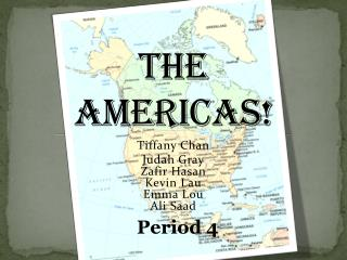 THE AMERICAS!
