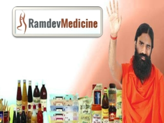 Ramdev Medicines
