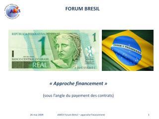 FORUM BRESIL