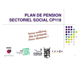 PLAN DE PENSION SECTORIEL SOCIAL CP118