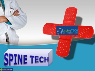 Anterior Cervical Discectomy Fusion-Spine Tech