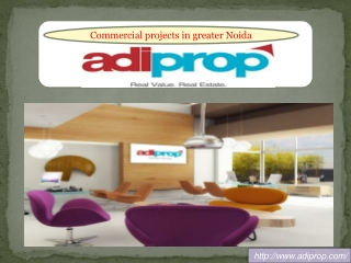 commercial projects in greater noida