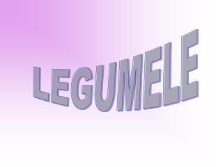 LEGUMELE