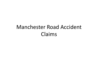 Bus Accident Claims Manchester-Motorbike Accident Claims Man