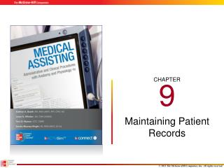 Maintaining Patient Records