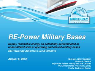 RE-Power Military Bases