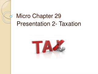Micro Chapter 29