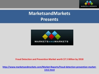 Fraud Detection and Prevention Market