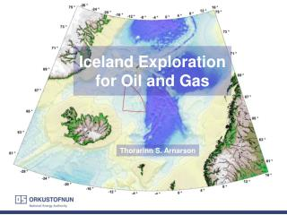 Iceland Exploration for Oil and Gas
