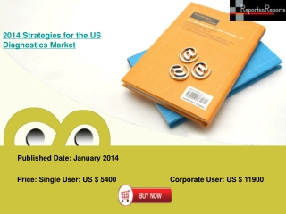 2014 Diagnostics Market Strategies for the United States