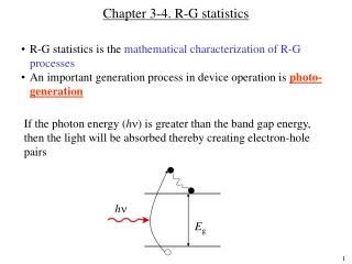 Chapter 3-4. R-G statistics