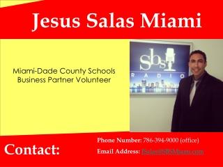 Jesus Salas Miami