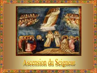 Ascension du Seigneur