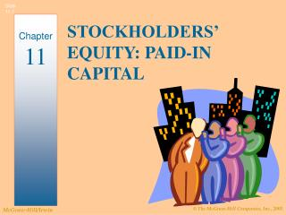 STOCKHOLDERS' EQUITY: PAID-IN CAPITAL