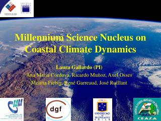 Millennium Science Nucleus on Coastal Climate Dynamics