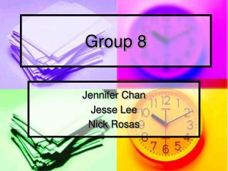 Group 8
