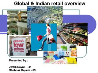 Global & Indian retail overview