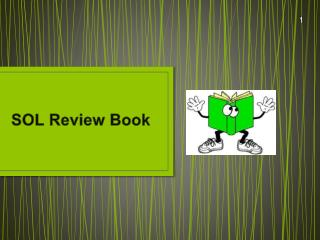 SOL Review Book