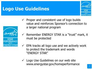 Logo Use Guidelines